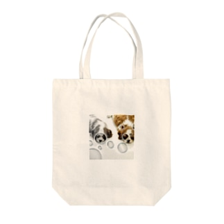 Opportunity/出逢い Tote bags