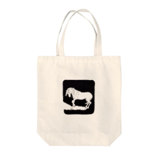 BW HORSE Tote bags