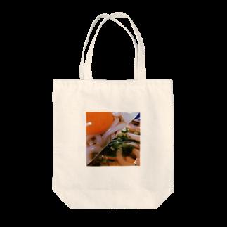 galah_addの平成さいごと令和さいしょのおうどん Tote bags