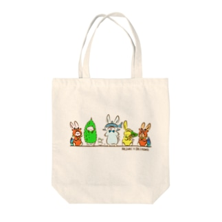 ご当地ねじゅみ 沖縄 Tote bags