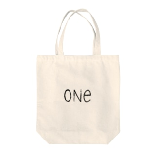 one シリーズ Tote bags