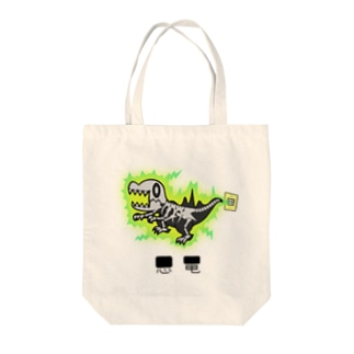 ⚡Electsaurus🦖 Tote bags
