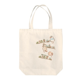 3Little tricksters Tote bags