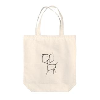 さんぽ Tote bags