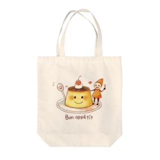 Bon appétit Tote bags