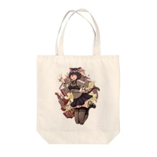 チョコレート Tote bags