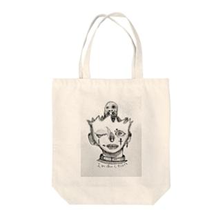 個性 Tote bags