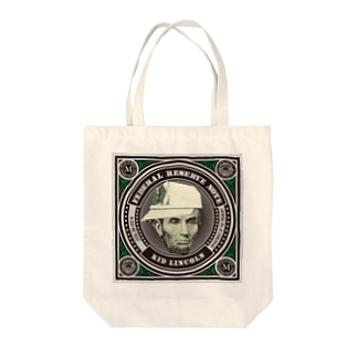 KID LINCOLN Tote bags