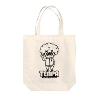 テンパ Tote bags