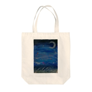 ウメ@きにぶんのぼっち夜 Tote bags