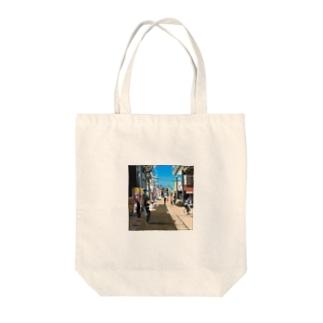 Zeze/膳所 Tote bags
