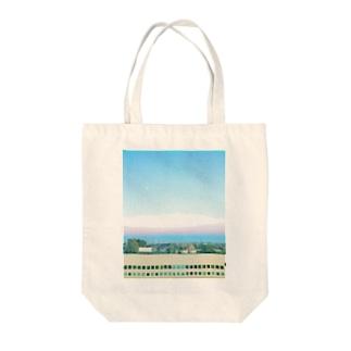 いつかの空 Tote bags