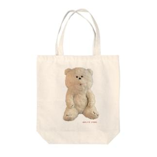 くま の ゴンジ Tote bags