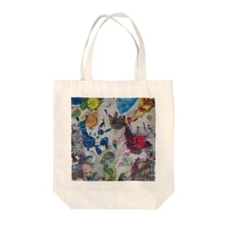 パレット② Tote bags