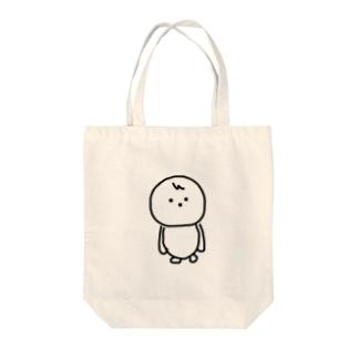 ぼー Tote bags
