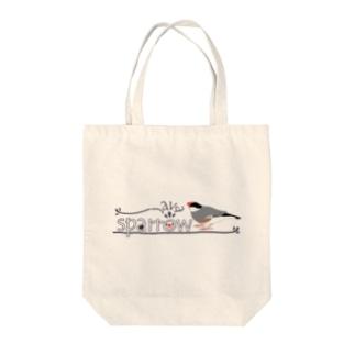 javasparrow Tote bags
