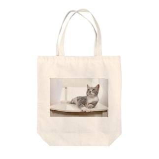 cat_20190506_8165 Tote bags