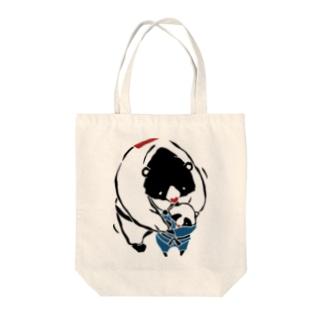 柔道 Judo Tote bags