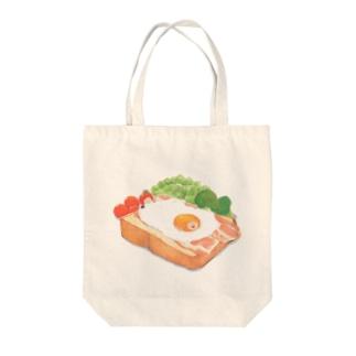 【TOMOGUI】トースト・トートバッグ Tote bags