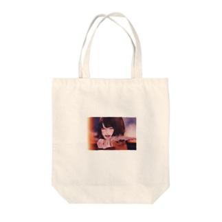 エイリアンズ Tote bags