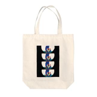 マンホール Tote bags