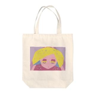 パンパカパン Tote bags