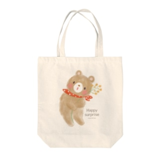 Happy surprise Tote bags
