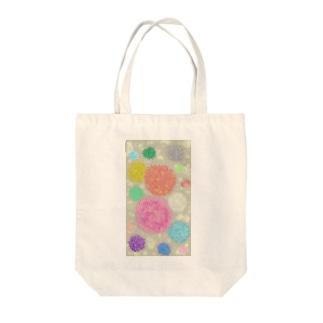 れーこの部屋のお花畑❁ Tote bags