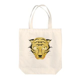 虎 Tote bags
