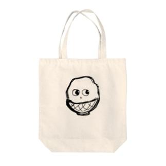 ごはんくん Tote bags