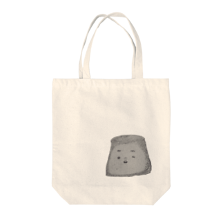モモカのプリンくん Tote bags
