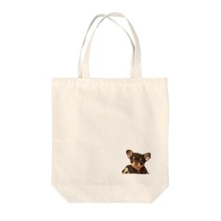 くにちゃん Tote bags