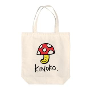 KINOKO. Tote bags
