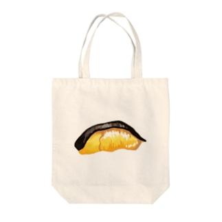ブリ Tote bags