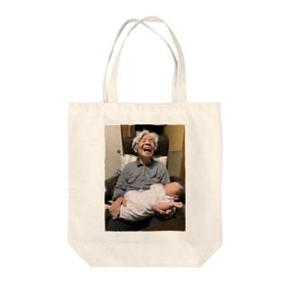 初孫祖母 Tote bags