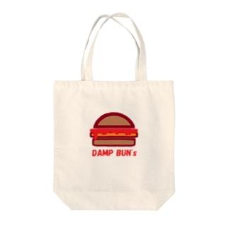 ダンプバンズ Tote bags