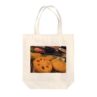 串カツ Tote bags