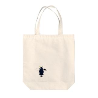 konmax天使と悪魔 Tote bags