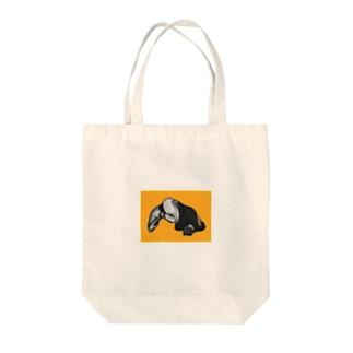 憧れのアーサナ Tote bags