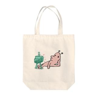 どうぶつくん(テレビ) Tote bags