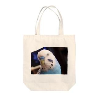 あおいちゃん Tote bags