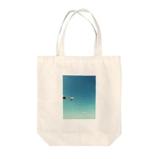 小石の空 Tote bags