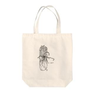 Chiloschista(キロスキスタ) ボタニカルアート Tote bags