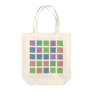 random colors 8 Tote bags