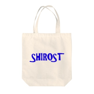 SHIROSTグッズ【青】 Tote bags
