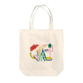 スタジオ Tote bags
