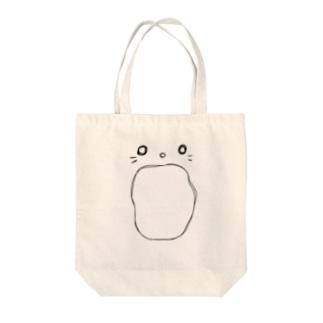 なんの動物? Tote bags
