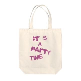 It's a party time Tote bags