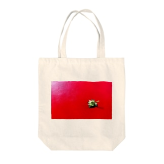 strawberry Tote bags