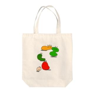 菌類 Tote bags